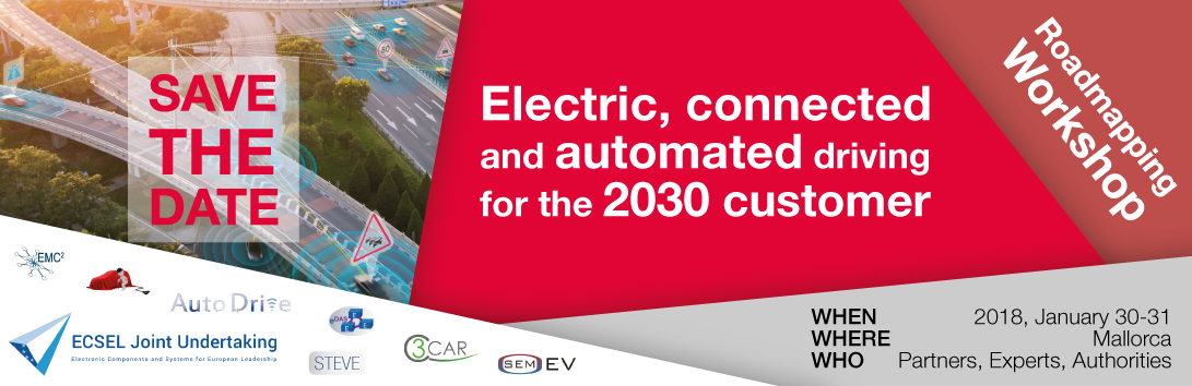 Electric, connected and automated driving for the 2030 customer